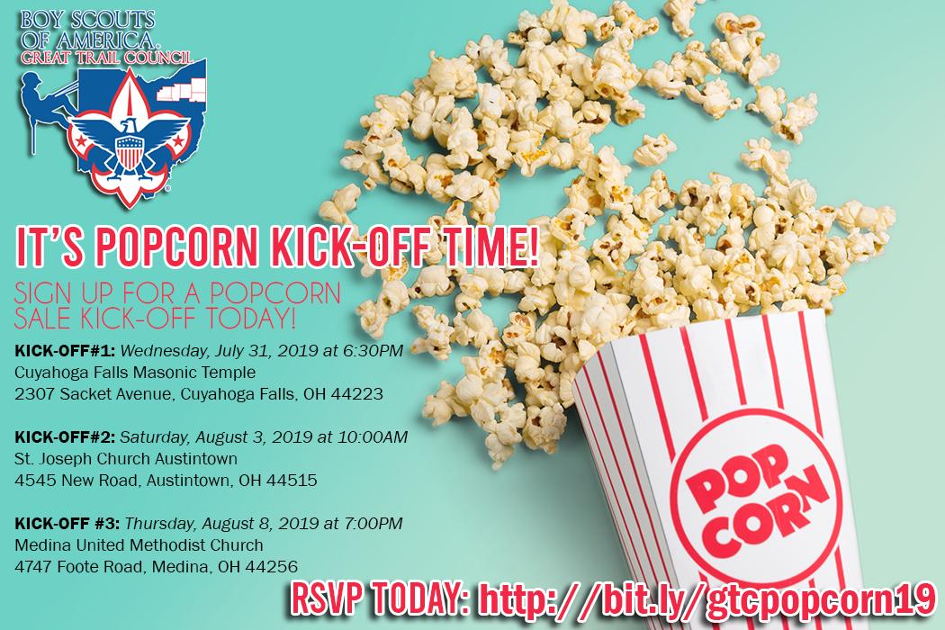 Popcorn Website